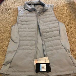 New Gray Nike vest